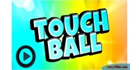 Touch ball html5 mobile capx game