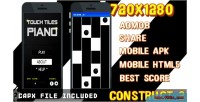 Touch tiles piano admob share apk capx html5