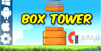 Tower box html5 game construct admob capx 2