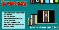 Traffic car racing html5 racing android game ios admob html5 capx