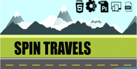 Travels spin html5 game