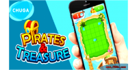 Treasure pirates html5 2 construct game