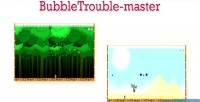 Trouble bubble html5 game