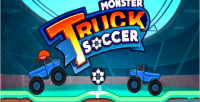 Truck monster soccer