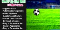 Up hold the game html5 ball