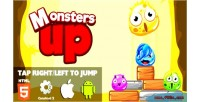 Up monsters html5 capx game