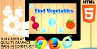 Vegetables find educational