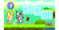Vs cat dog html5 capx game