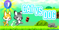Vs cat dog html5 capx game