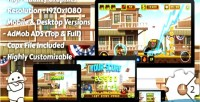 Vs zombies html5 game mobile vesion admob construct capx 2 vs