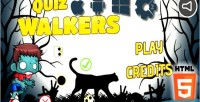 Walkers quiz html5 capx game