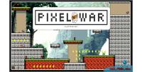 War pixel enhanced construct platformer html5