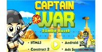 War zombie killer html5 capx android war