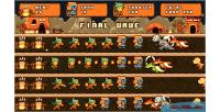 Warfare prehistoric html5 capx game