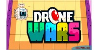 Wars drone game fighting html5