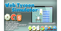 Web tycoon simulator html5 game admob capx 2 construct