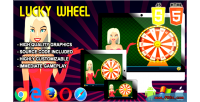 Wheel lucky game casino html5