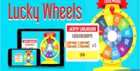 Wheels lucky html5 game