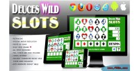 Wild deuces slot game html5 machine