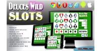 Wild deuces slot game html5 machine