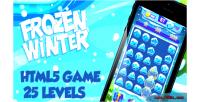 Winter frozen html5 game levels 25