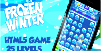 Winter frozen html5 game levels 25