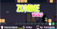 Word zombie game mobile html5
