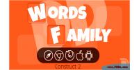 Words dd family