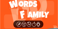 Words dd family