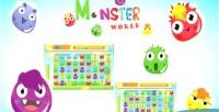 World monster