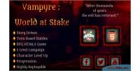 World vampyre at stake
