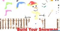 Your build snowman