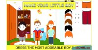 Your make little boy