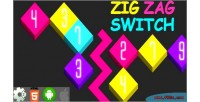 Zag zig switch html5 game version mobile construct capx 2