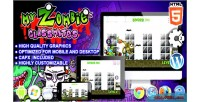 Zombie my classmates game construct html5