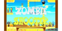 Zombie shooter html5 game capx mobile