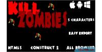 Zombies kill