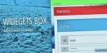 Box widgets