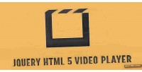 Html5 jquery video player