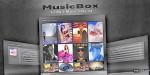 Html5 musicbox music player
