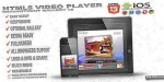 Html5 responsive gallery player video