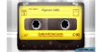 Jquery html5 cassette player
