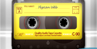 Jquery html5 cassette player