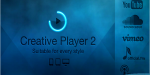 Player creative player html5 responsive