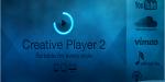 Player creative player html5 responsive
