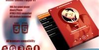 Player music xml plugin jquery list