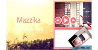 Playlist mazzika html