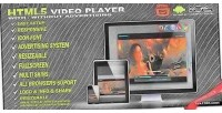 Responsive html5 advertising player video