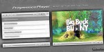 Responsive progressionplayer player video audio