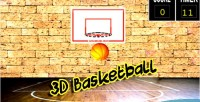 Ball basket 3d
